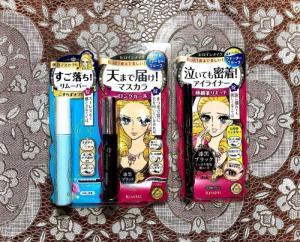 2020-04-01 10:38:15  5  Set kẻ mí, Mascara và tẩy Mascara Kiss Me xách tay Nhật Bản 355,000