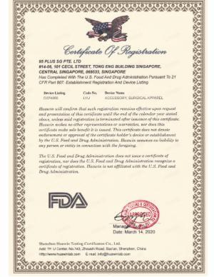 2020-04-01 11:10:15  1 Khẩu Trang N95 Hàng chuẩn xuất khẩu có FDA để xuất Mỹ -Suonghouse Khẩu Trang N95 Hàng chuẩn xuất khẩu có FDA để xuất Mỹ 92,000