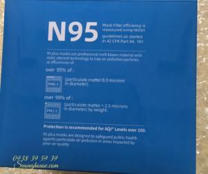 2020-04-01 11:10:15  8 Khẩu Trang N95 Hàng chuẩn xuất khẩu có FDA để xuất Mỹ -Suonghouse Khẩu Trang N95 Hàng chuẩn xuất khẩu có FDA để xuất Mỹ 92,000