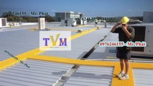 2020-04-01 11:25:42  1  Chuyên bán tấm sàn lót kháng hóa chất frp grating giá sỉ 890,000