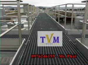 2020-04-01 11:25:42  5  Chuyên bán tấm sàn lót kháng hóa chất frp grating giá sỉ 890,000
