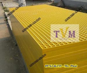 2020-04-01 11:25:42  12  Chuyên bán tấm sàn lót kháng hóa chất frp grating giá sỉ 890,000