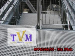 2020-04-01 11:25:42  8  Chuyên bán tấm sàn lót kháng hóa chất frp grating giá sỉ 890,000