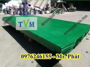 2020-04-01 11:25:42  10  Chuyên bán tấm sàn lót kháng hóa chất frp grating giá sỉ 890,000
