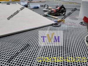 2020-04-01 11:25:42  11  Chuyên bán tấm sàn lót kháng hóa chất frp grating giá sỉ 890,000