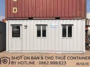 2020-04-01 12:01:02 Thanh lý container cũ giá rẻ 9,999