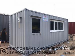 2020-04-01 12:01:02  4  Thanh lý container cũ giá rẻ 9,999