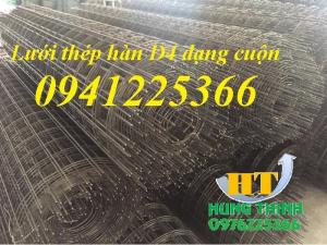 2020-04-01 15:01:21  3  Lưới thép hàn D4 a200, lưới thép hàn dạng tấm, dạng cuộn 15,000