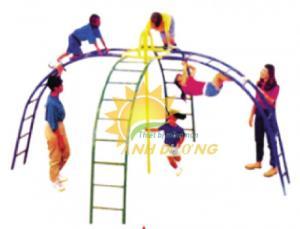 2020-04-01 15:02:13  1  Chuyên cung cấp thang leo vận động dành cho trẻ em mẫu giáo, mầm non 4,500,000