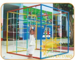 2020-04-01 15:02:13  7  Chuyên cung cấp thang leo vận động dành cho trẻ em mẫu giáo, mầm non 4,500,000