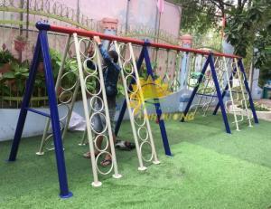 2020-04-01 15:02:13  14  Chuyên cung cấp thang leo vận động dành cho trẻ em mẫu giáo, mầm non 4,500,000
