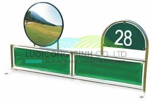 Cung cấp vách ngăn sân tập và các thiết bị sân tập golf giá rẻ