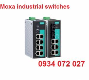 Công tắc chuyển mạch DIN-Rail PoE Moxa