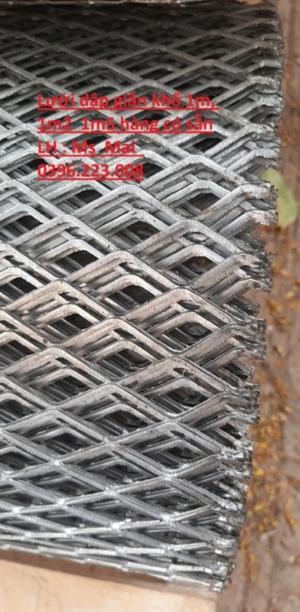 Bảng báo giá lưới nhôm dập giãn dây 0.4 mắt 3 *6.5 tại Hà Nội