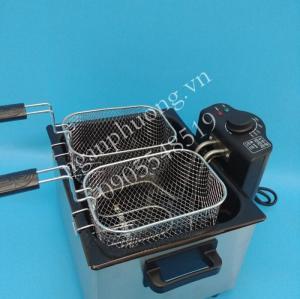 2020-04-02 10:37:44  5  Bếp chiên nhúng điện đa năng TOMADO công suất 2000W, dung tích 5 lít 1,500,000