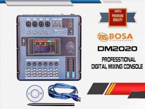 Mixer Digital Bosa M2020 Cảm Ứng Màn Hình tinh chỉnh rất dể
