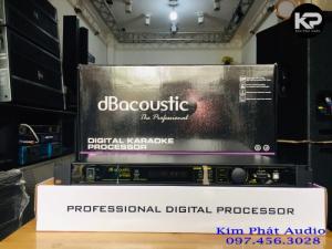 Vang Số Karaoke dBacoustic S700