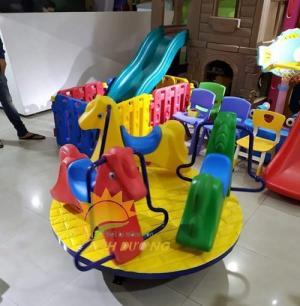 2020-04-02 13:50:20  8  Chuyên cung cấp trò chơi đu quay trẻ em cho trường mầm non giá rẻ, chất lượng cao 7,500,000