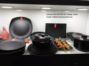 2020-04-02 13:55:41  5  Bát đĩa Melamine Srithai - Nét tinh tế trên bàn ăn 19,000