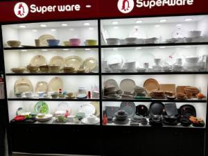 2020-04-02 13:55:41  10  Bát đĩa Melamine Srithai - Nét tinh tế trên bàn ăn 19,000