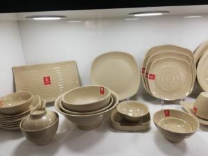 2020-04-02 13:55:41  18  Bát đĩa Melamine Srithai - Nét tinh tế trên bàn ăn 19,000