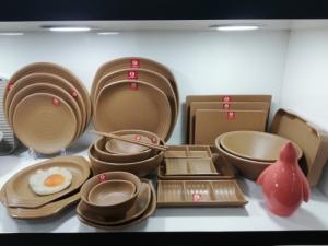 2020-04-02 13:55:41  21  Bát đĩa Melamine Srithai - Nét tinh tế trên bàn ăn 19,000