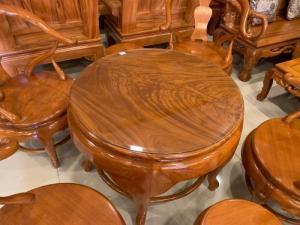 2020-04-02 14:32:31  1  Bộ bàn trà bàn tròn 06 ghế 39,000,000