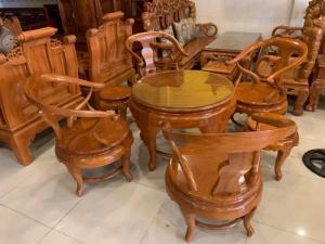 2020-04-02 14:32:31  4  Bộ bàn trà bàn tròn 06 ghế 39,000,000