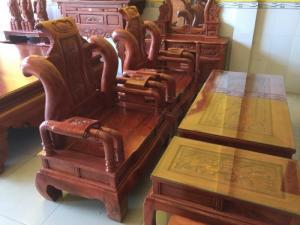 2020-04-02 14:38:34  1  Những bộ bàn ghế gỗ hương đá có tốt không 52,900,000