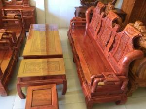 2020-04-02 14:38:34  2  Những bộ bàn ghế gỗ hương đá có tốt không 52,900,000