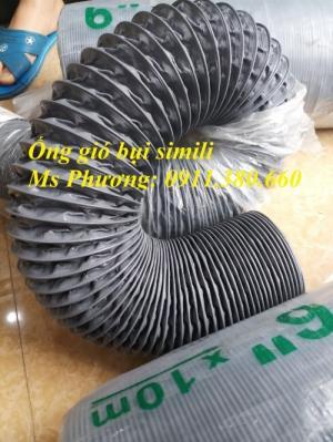 2020-04-02 16:36:38  3  Ống Hút Bụi Công Nghiệp Vải Simili D100, D125, D150,...d200, Giá Tốt Tại Hà Nội 34,000