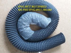 Ống Hút Bụi Công Nghiệp Vải Simili D100, D125, D150,...d200, Giá Tốt Tại Hà Nội