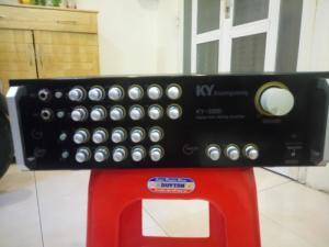 Amply Karaoke Kumyoung KY-320D .