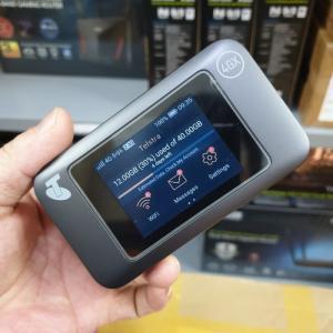 Bộ phát Wifi 4G Huawei E5787Ph tốc độ 300Mbps. Hàng cao cấp Telstra Úc - Pin 3000mAh