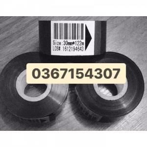 phim đóng date, mực in date, mực ruban máy in date thủ công DY8, mực ruy băng máy đóng date bán tự động HP23, HP241B