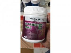 Viên Uống Healthy Care Vitamin E