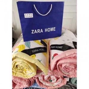 Chăn hè thu Zara Home cực hịn cực mát cho mùa hè
