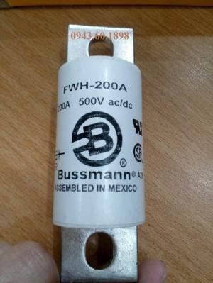 Cầu chì Bussmann FWH-200A