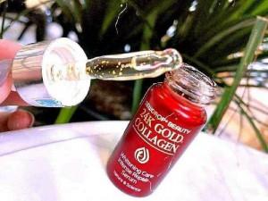 Serum dewdrop 24k gold dưỡng da căn bóng