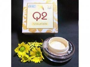 Q2 Vip collagen kem dưỡng trắng - Giữ ẩm