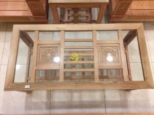 Bộ sofa Đại Việt gỗ sồi nga 5 món giá siêu rẻ