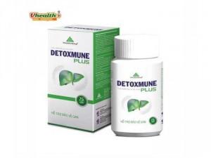 DETOXMUNE- Đào thải độc tố trong cơ thể
