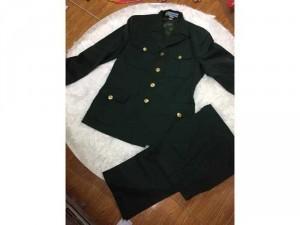 quần áo giầy quân nhu