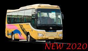 Samco Growin Li 29/34 chỗ ngồi - Động cơ ISUZU 5.2
