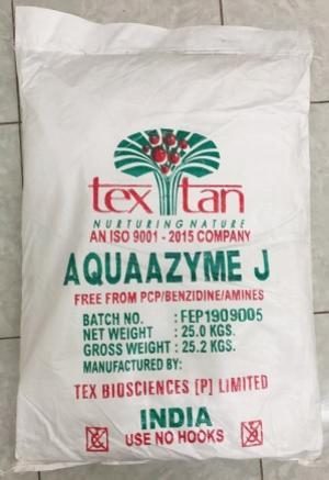 Enzyme hỗ trợ tiêu hóa cho tôm cá, hấp thu tốt thức ăn