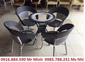 bàn ghế cafe giá tại xưởng sản xuất ANH KHOA 74737