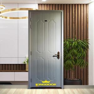 Cửa nhựa gỗ Composite siêu chịu nước Kingdoor