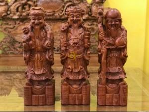 Tam đa gỗ hương cao 70cm - giá tại xưởng