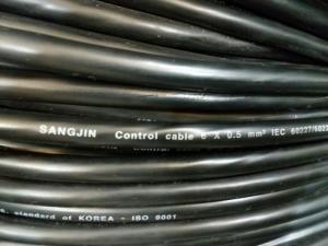 Cáp điều khiển SangJIN 6X0.5mm