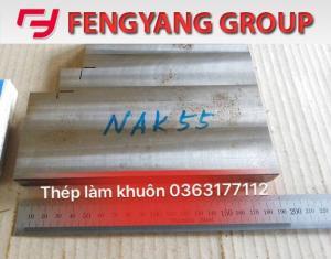Thép làm khuôn NAK55/P20+NI/1.2738 giá nhà máy